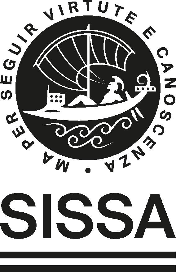 SISSA logo 2020